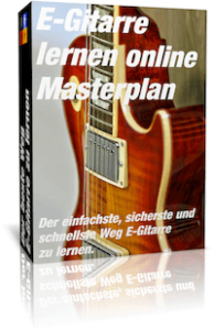 E-Gitarre lernen Onlinekurs