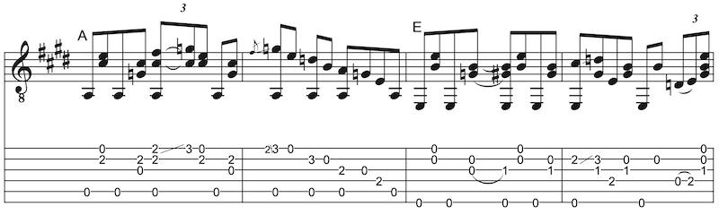 So klingst du mehr nach Blues Takte 5-(