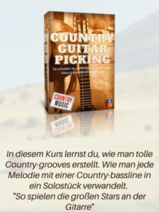 Country Gitarre lernen