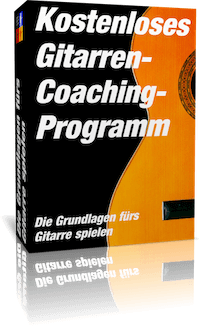 Kostenloses Gitarren Coaching Programm