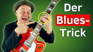 Der Bluestrick | mehr Akkorde für deinen Blues-Rhythmus