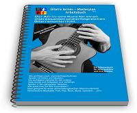 Gitarre lernen Arbeitsbuch