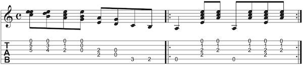 Intro the last dj Gitarre