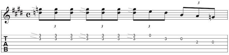 Blues Gitarre lernen