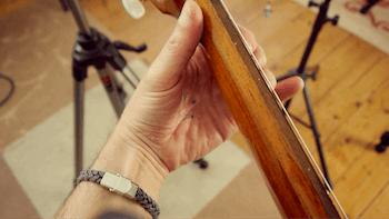 Zu dicke Finger für Gitarre, was hilft